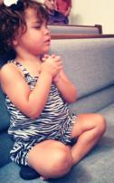 gabby prays