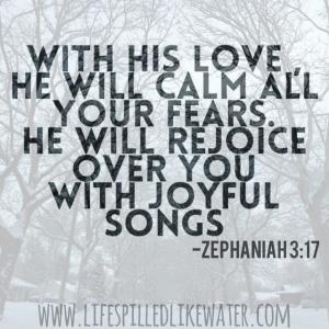 Zepheniah 3-17