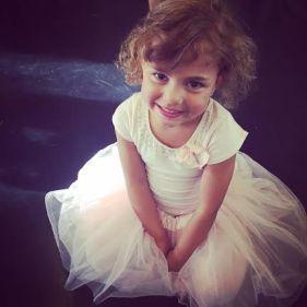 Gabby Ballerina 2015