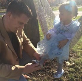 Gabby Daddy Princess 2015